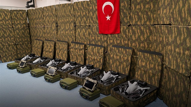 """Türkiyənin """"Kargu"""" kamikadze PUA-ları adı açıqlanmayan ölkəyə ixrac olunub"""