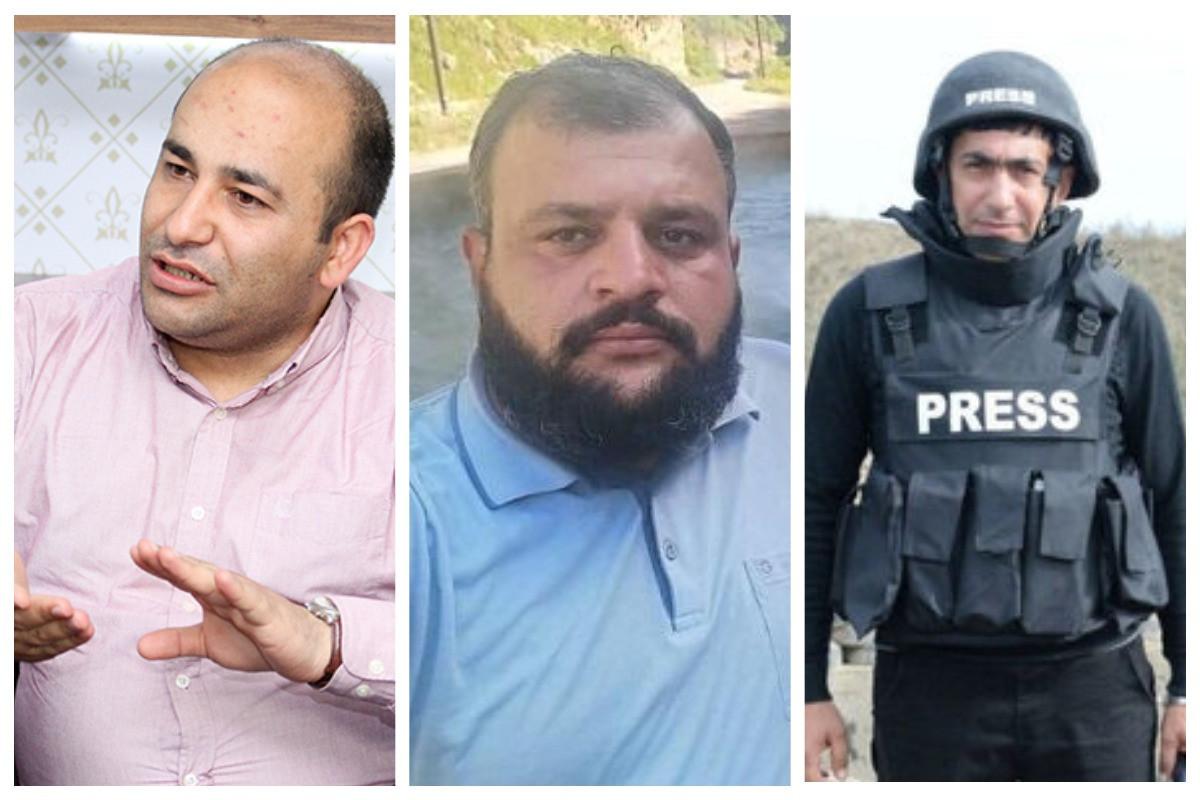Rəşad Süleymanov, Məhərrəm İbrahimov və Sirac Abışov Ali Media Mükafatı ilə təltif olundu