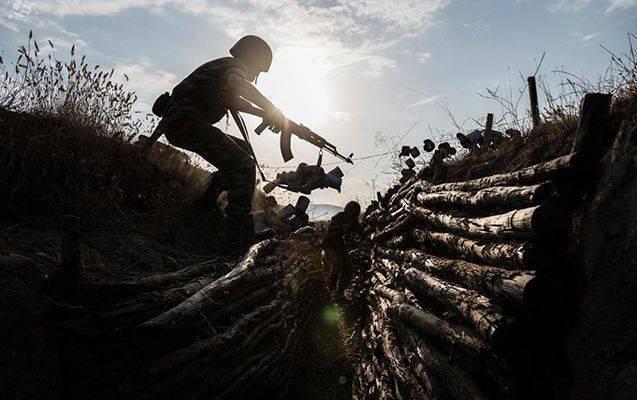 Ermənistan silahlı qüvvələri Sədərək istiqamətində mövqeləri yenidən atəşə tutub