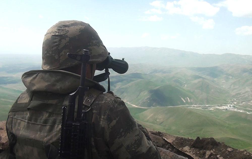 Azərbaycan ordusunun xidməti-döyüş fəaliyyəti təkmilləşdirilir – VİDEO