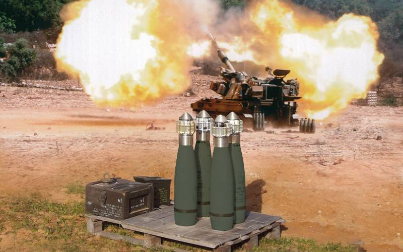 Lüləli artillerıya silahları üçün idarə olunan döyüş sursatları