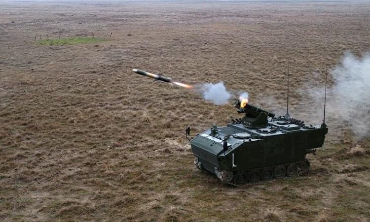 FNSS STA tank qırıcılarının istehsalına dair əlavə sifarişlər alıb