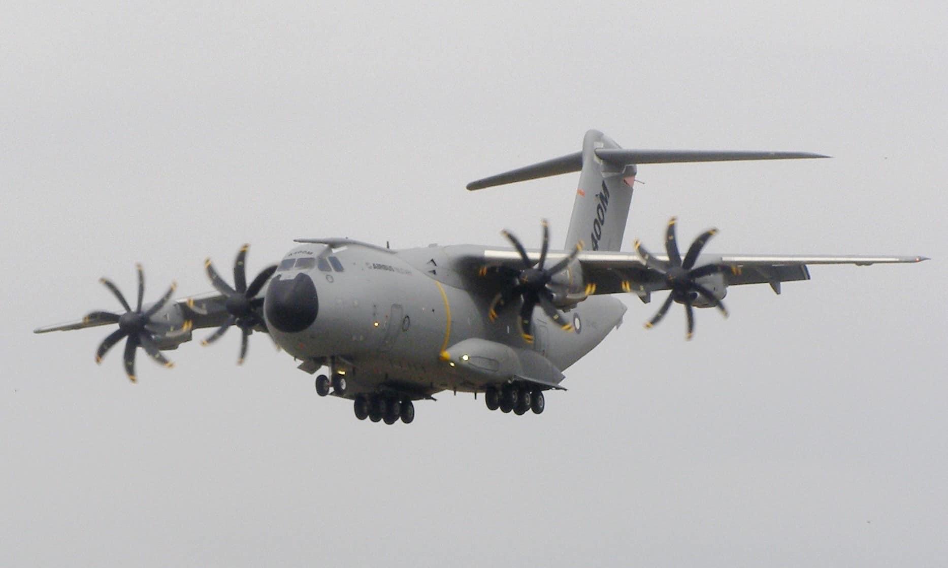 Qazaxstan A400M hərbi nəqliyyat təyyarəsi alır