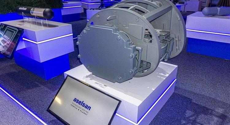 "ASELSAN AESA radarını ""Akıncı"" PUA-ya inteqrasiya edir"